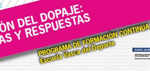 Jornadas Informativas sobre Prevención en Dopaje: Preguntas y Respuestas