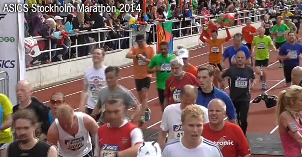 ASICS Sweden Maraton Estocolmo